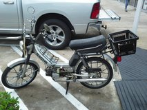 Vintage Hercules, Pedal Start moped in Spring, Texas