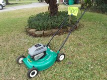 Simple, Easy Start Mower in The Woodlands, Texas