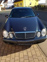 AUTOMATIC Mercedes Benz CLK Coupe 320, 6 Cyl. 2.950 Euro in Ramstein, Germany