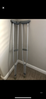 Crutches for sale in Fairfield, California