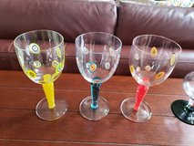 Thirteen Wine Glasses & Brandy Snifters + 1 Friday's Glass in Alamogordo, New Mexico