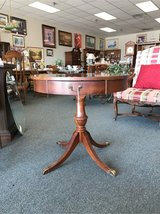 Round Table with drawer in Aurora, Illinois