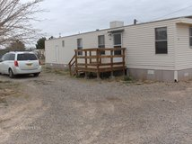 MOBILE HOME FOR RENT - $525/mo in Alamogordo, New Mexico
