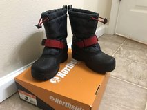 Boys winter/snow boots size 12 in St. Louis, Missouri