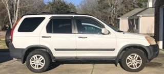 2004 Honda CRV in Cherry Point, North Carolina