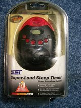 Super-Loud Sleep Timer in Shorewood, Illinois