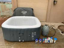 Hot tub - Coleman Inflatable in Alamogordo, New Mexico