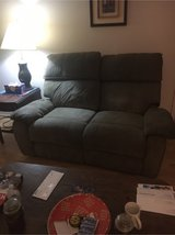 brown reclining couch in Alamogordo, New Mexico
