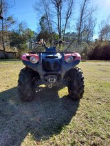 2014 Yamaha 550 Grizzly in Leesville, Louisiana