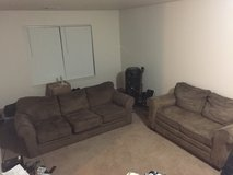 Couch And loveseat combo in Leesville, Louisiana