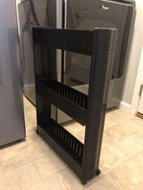3 tier laundry storage cart / shelves in Belleville, Illinois
