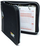 RoadPro LB-001 Loose-Leaf Log Binder for Truckers in Naperville, Illinois
