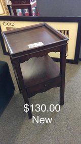 End Table (New) in Fort Leonard Wood, Missouri