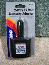 12-Volt 2-way Accessory Adapter in Naperville, Illinois