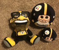 Pittsburgh Steelers Plush Ty & Steely McBeam in Clarksville, Tennessee