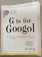 G is for Googol in Okinawa, Japan