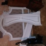 Head board with sides and foot board and a lift chair all brand new from irvan smith in Fort Polk, Louisiana