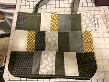 Hand made quilted totes in Vacaville, California