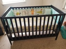 Reduced! Baby Crib - like new! in Baytown, Texas