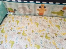 Reduced! Baby crib accessories in Baytown, Texas
