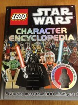 Lego Star Wars Character Encyclopedia in Plainfield, Illinois