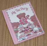 Vintage 2003 My Tea party Hard Cover Book in Chicago, Illinois