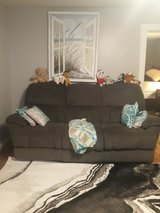 2 couches both r recliners in Fort Campbell, Kentucky