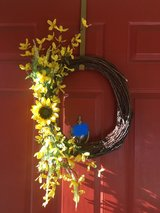 wreath in Fairfield, California