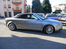 04 AUDI A4 CONVERTIBLE - AUTOM. - 1 YR WARRANTY in Vicenza, Italy