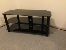 Television Glass Table Stand in Lakenheath, UK