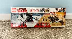Star Wars Super Pack 2-in-1 NEW in Naperville, Illinois