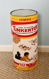 Tinker Toy Construction Set in Naperville, Illinois