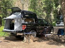 2014 Ford F-150 4x4 Ecoboost  Adventure Camper in Fort Lewis, Washington