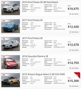 PRE-OWNED VEHICLES UNDER $20K! in Ramstein, Germany