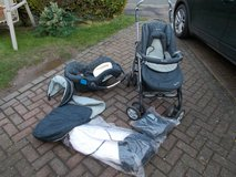 Silver Cross Travel System in Lakenheath, UK