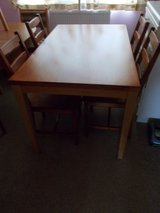 Dining Table with 4 Chairs in Lakenheath, UK