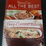 2 cookbooks PC in Alamogordo, New Mexico