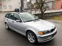 BMW 318 i touring- brand new inspection in Hohenfels, Germany
