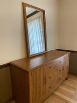 Dresser with mirror in Naperville, Illinois