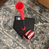 Franklin Baseball Tee (Tee Ball) and Small Glove in Cleveland, Texas