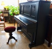 beautiful piano from the turn of the century fully functional in Wiesbaden, GE