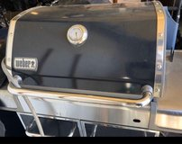 Weber Genesis Gas Grill. in St. Charles, Illinois