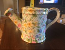 Chintz Floral Watering 'Can' in St. Charles, Illinois