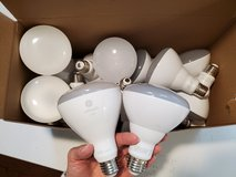 LED flood light bulbs (lot of 16) in Batavia, Illinois