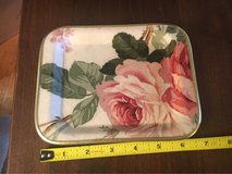 Small Floral Tray in Batavia, Illinois