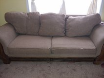 Couch & chair set in Fort Campbell, Kentucky