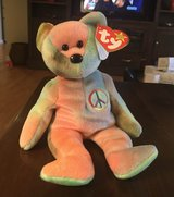 Peace Beanie Baby in St. Charles, Illinois