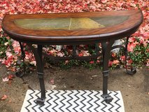 Ornate Hall Table in Glendale Heights, Illinois