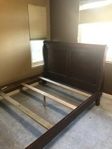Queen Size Bed Frame in Travis AFB, California