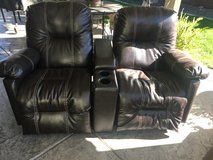 Double Recliner in Travis AFB, California